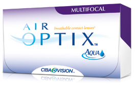 Picture of Air Optix Aqua MultiFocal
