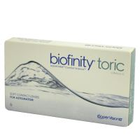 Picture of Biofinity Toric (for Astigmatism)