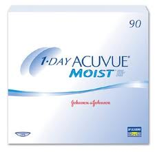 Picture of 1-Day Acuvue Moist 90 Pack