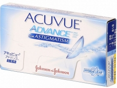 Picture of Acuvue Oasys for Astigmatism
