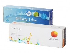 Picture of Proclear 1-Day 30 Pack