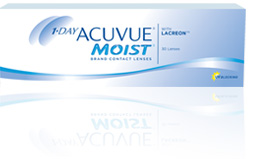 Picture of 1-Day Acuvue Moist 30 Pack